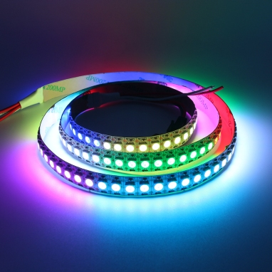 Tanbaby-1M-144-leds-WS2812B-Individually-Addressable-LED-Strip-SMD-5050-RGB-ribbon-LED-Pixel-Flexible